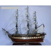 Old Modern Handicrafts Uss Constitution Exclusive Edition Model Boat (Omhc048)