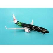 Aviation200 1-200 Scale Model Aircraft Virgin Blue 737-800 1-200 Gillette Razor Vh-Voi (Daron7024)