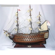 Old Modern Handicrafts Hms Victory Exclusive Edition Model Boat (Omhc052)
