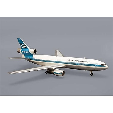 Aviation200 1-200 Scale Model Aircraft Trans International Dc-10-30 1-200 Regno. N102Tv (Daron6942)