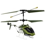 My Web Rc Iron Eagle Helicopter - Green (Mfkp097)