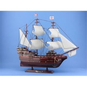 Handcrafted Model Ships Mayflower 20 In. Decorative Tall Model Ship (Hdfm1467)
