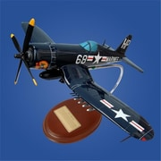 Mastercraft Collection F4U-4 Corsair Us Marine Corps. Model (Mtfm783)