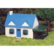 Bachmann Ho Cape Cod House Snap Kit (Spws4366)