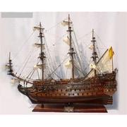 Old Modern Handicrafts San Felipe Exclusive Edition Model Boat (Omhc054)
