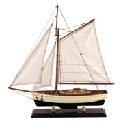 Authentic Models 1930S Classic Yacht Small (Authmd272)