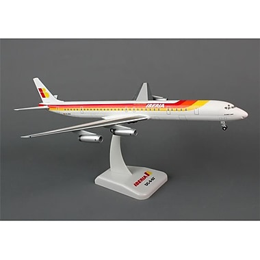 Hogan Wings 1-200 Commercial Models Hogan Iberia Dc-8-63 1-200 With Gear Reg No.Ec-Bse (Daron10162)