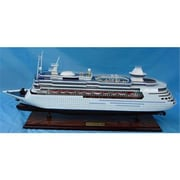 Old Modern Handicrafts Majesty Of The Seas Model Boat (Omhc027)