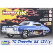 Revell Plastic Model Kit - 70 Chevelle Ss454 (Nmg07552)