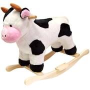 Poker Cow Plush Rocking Animal (Poker5055)