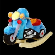 Rockabye Lil Biker Motorcycle Rocker (Rkby024)