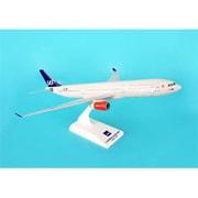 Skymarks Scandinavian Sas Airbus A330-300 1:200 Snap-Fit Mode (Daron8722)