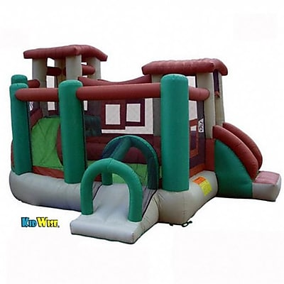Kidwise Clubhouse Climber-Res (Kdws031)