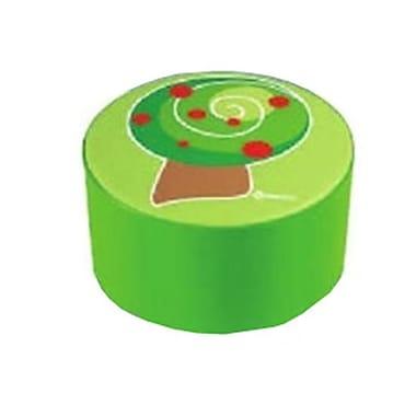 Wesco 14 In. L X 8 In. H X 14 In. W The Apple Tree Decorative Pouffe (Wsco0944)