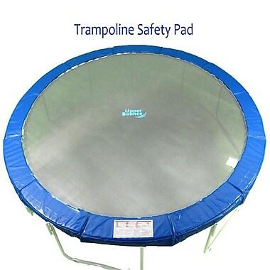 Upper Bounce 14 Ft. Premium Trampoline Safety Pad - Blue (Ks011)