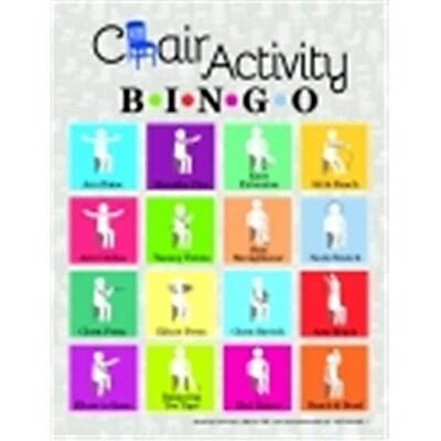 Learning Zonexpress Chair Activity Bingo (Sspc64374) 2490347