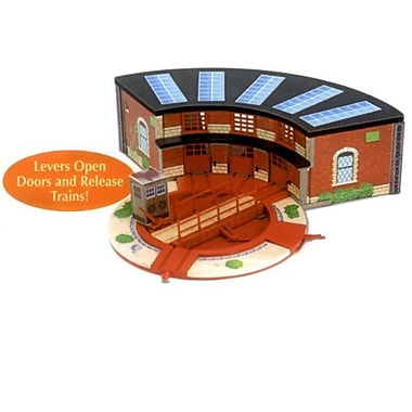 Melissa And Doug Roundhouse With Turntable (Mlssand552)