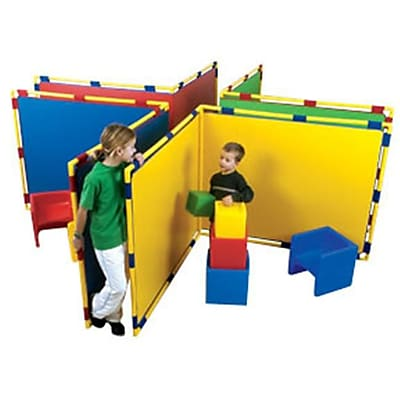 Childrens Factory Corner Big Screen Panel- Blue (Chfct130) 2487301