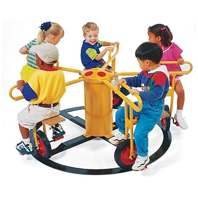 Wholesale Playgrounds Circle Cycle 4 Seat Surface Mount (Mnmpe116) 2487287