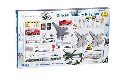 Daron Worldwide Trading Boeing Military Playset (Daron4177)
