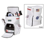 Aeromax Polyester And Faux Leather Astronaut Back Pack (Armx402)