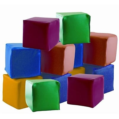 Early Childhood Resources Toddler Blocks- Primary (Ecr029)