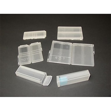 C & A Scientific - Single Plastic Slide Mailers - 2000 Per Case (Cas164)