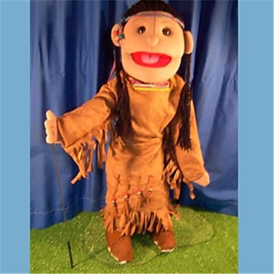Sunny Toys 28 In. American Indian Girl
