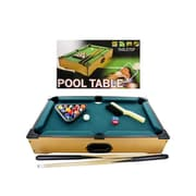 Tabletop Pool Table 22 Pieces - Pack Of 3 (Kolim23269)