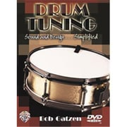Alfred Drum Tuning- Sound And Design ... Simplified - Music Book (Alfrd39645)