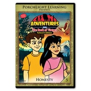 Rising Star Education 9781936086115 Adventures From The Book Of Virtues- Vol. 5 - Honesty- Dvd (Rsngstar038)