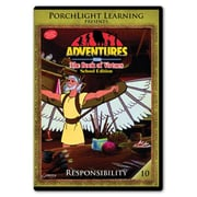 Rising Star Education 9781936086160 Adventures From The Book Of Virtues- Vol. 10 - Responsibility- Dvd (Rsngstar043)