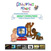 Galloping Minds Preschool Baby Learns About Computers Dvd (Gllm004)