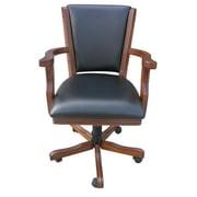 4 Walnut Poker Chairs (Sxbw599)
