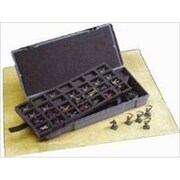 Chessex Manufacturing 2851 Figurestorage Box, Large 56 Count (Acdd1767)