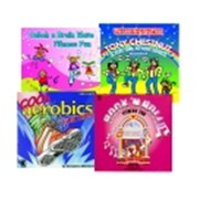 Kimbo Educational Action Movement And Fun Music Cd, Set - 4 (Sspc68082)