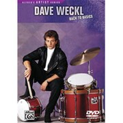 Alfred Dave Weckl- Back To Basics - Music Book (Alfrd39651)