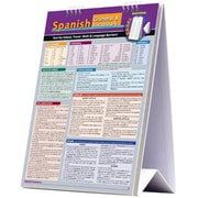 Barcharts Spanish Quickstudy Easel (Barch4238)
