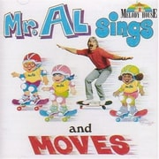 Melody House Mr. Al Sings And Moves- Cd (Mldyh043)