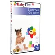 Babyfirsttv Numerical Concepts Dvd (Bftv005)