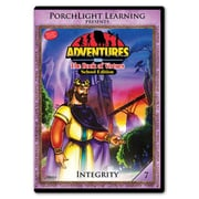 Rising Star Education 9781936086139 Adventures From The Book Of Virtues- Vol. 7 - Integrity- Dvd (Rsngstar040)