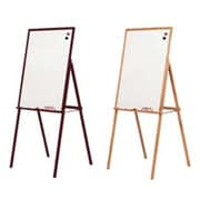 Balt- Inc. Wooden Presentation Easel- 30In.X31-.50In.X69-.50In.- Mahogany (Sprch26805)