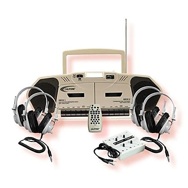Califone International 4-Person Music Maker Learning Center (Cafi061)