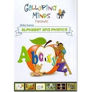 Galloping Minds Baby Learns Alphabet And Phonics Dvd (Gllm001)