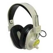 Califone International Frequency Color-Coded Wireless Headphones - Yellow (Cafi135)