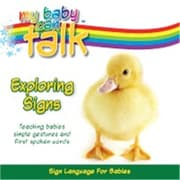 Baby Hands My Baby Can Talk - Exploring Signs Board Book (Bbyh006)