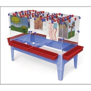 Manta Ray Toddler 6 Station Space Saver Easel (Mntr014)