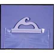 Monaco 10 X 12.5 In. Portable Deluxe Hangup Bag - Clear, Pack 10 (Sspc76416)