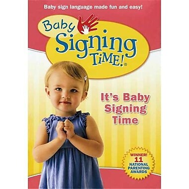 Harris Communications Baby Signing Time 1 - Its Baby Signing Time Dvd (Hrsc397)