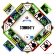 Pci Educational Publishing Pro-Ed Pci Life Skills For Todays World Game - Community, 3 Plus Years (Sspc58783)
